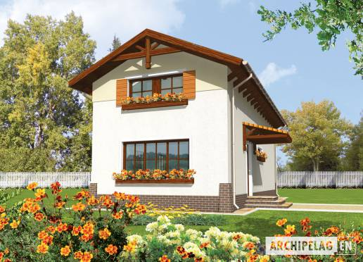 House plan - Antalya II