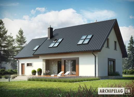 House plan - Marcin G2