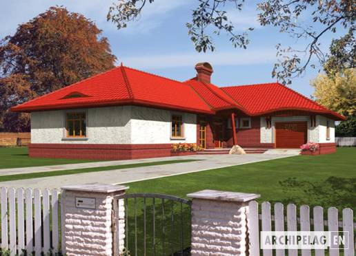 House plan - Walter G1