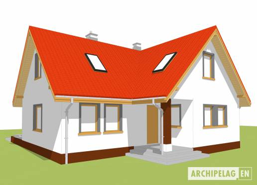 House plan - Agate