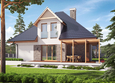 Projekt domu: Tilda G1 A++