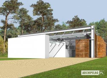 Projekt: Horacy (z wiatą)
