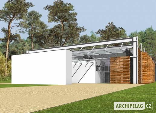 Projekt rodinného domu - Horácius