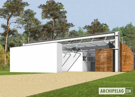 House plan - Horace
