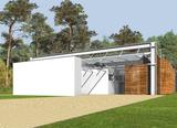 Projekt rodinného domu: Horácius