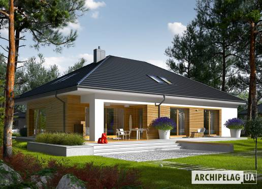 Проект будинку - Марсель ІІІ (Г2)