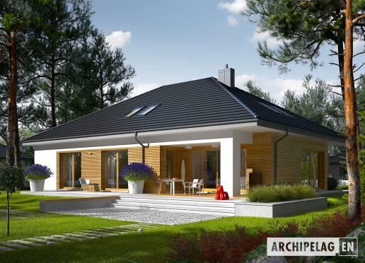 House plan - Marcel III G2