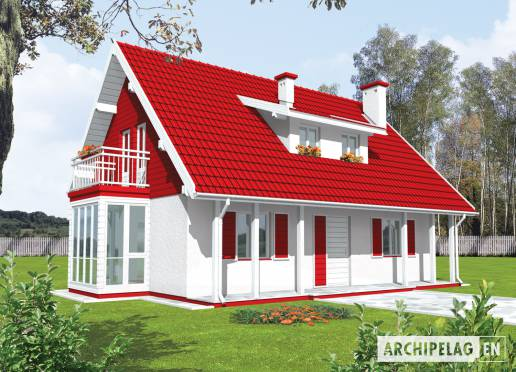 House plan - Raddy