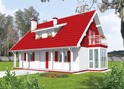 Mājas projekts - Radochna