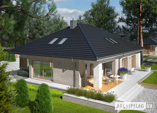 Проект будинку - Марсель ІV (Г2)