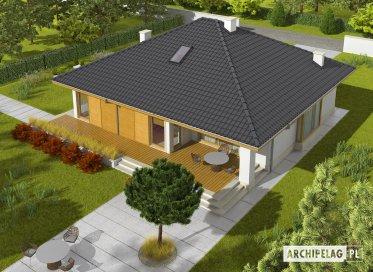 Projekt: Flori III ECONOMIC (wersja A) 30 stopni