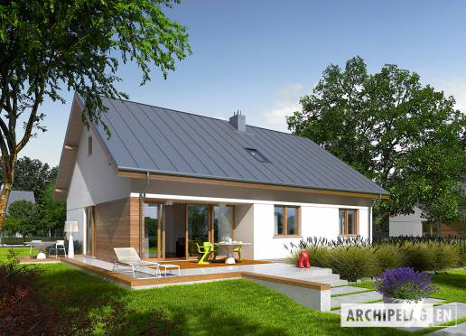 House plan - Sven