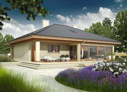 Projekt rodinného domu: Alan G1