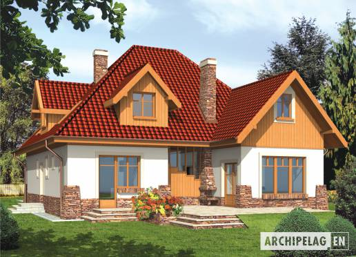 House plan - Jovice G1