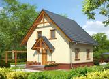 Projekt rodinného domu: Bohunka