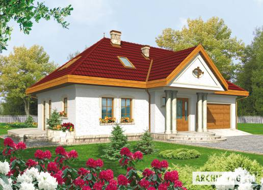 House plan - Paloma G2