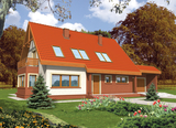 House plan: Hans G2