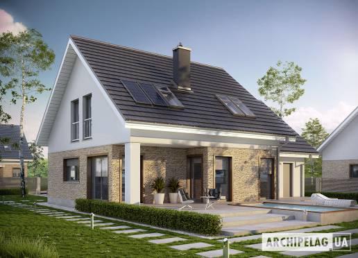 Проект будинку - Педро (Г1)