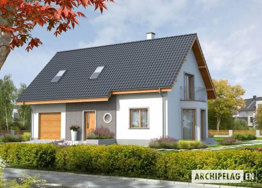 House plan - Ben G1 (with a basement)