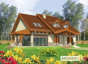 Projekt domu Elena G1 - animacja projektu