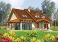 Projekt domu: Elena