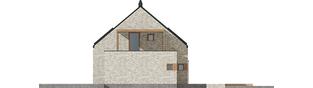 Projekt domu Katrina II G1 ENERGO PLUS - elewacja prawa