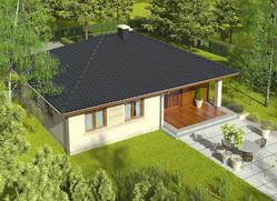 Projekt rodinného domu: Margo