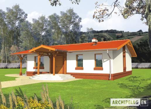 House plan - Hermi I