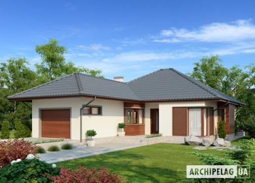 Проект будинку - Ділан ІІ (Г1)