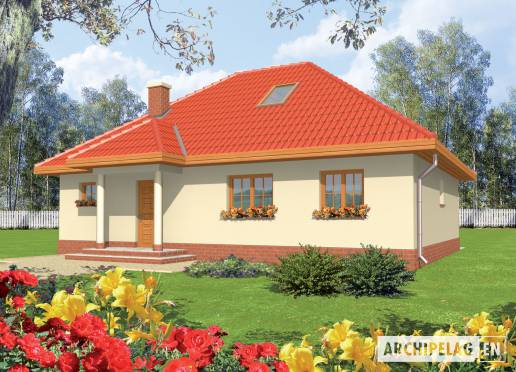 House plan - Edma