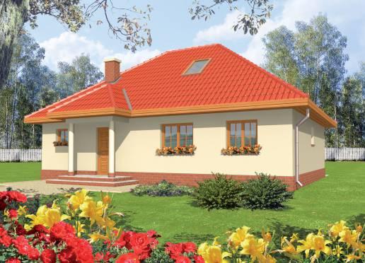 Mājas projekts - Edytka