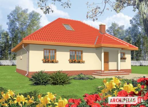 House plan - Edma