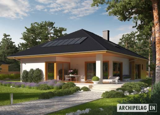 House plan - Liv 3 G1