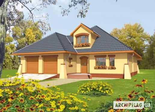 Проект будинку - Інез (Г2)