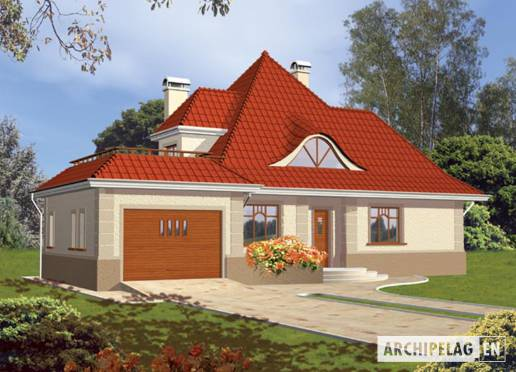 House plan - Irmine G2