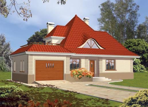 Mājas projekts - Irmina