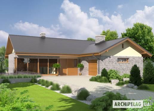 Проект будинку - Альберта (Г1)