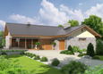 Projekt domu: Alberta G1 A++
