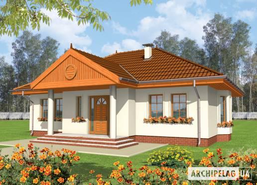 Проект будинку - Долорес
