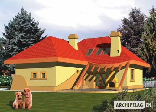 House plan - Kamila G1