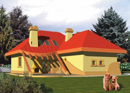 Mājas projekts - Kamila I