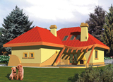 House plan: Kamila G1