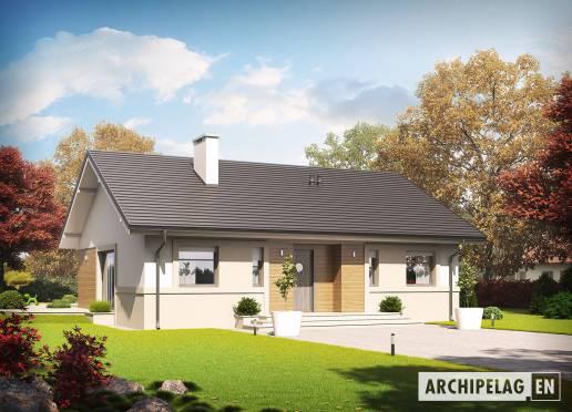 House plan - Kornel IV ENERGO