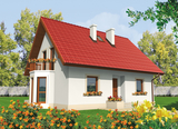 House plan: Iren