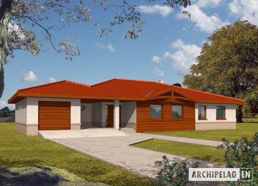 House plan - Iwonka (v. I)