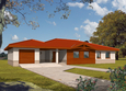 Projekt domu: Iveta I