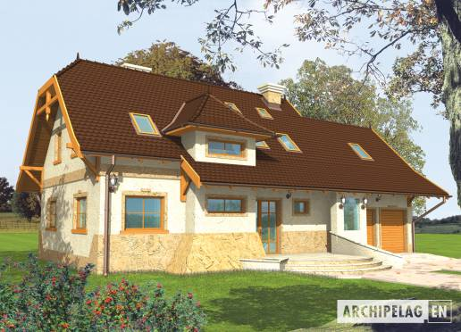 House plan - Greta G2