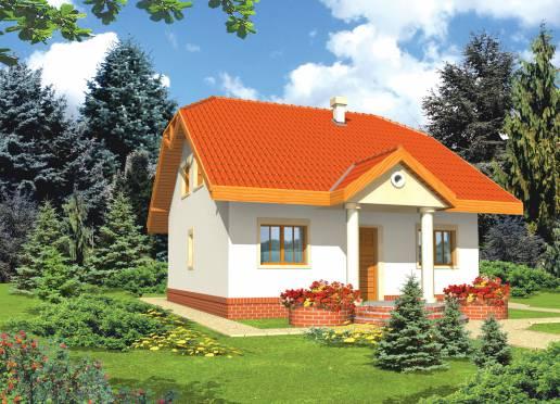 Mājas projekts - Perelka