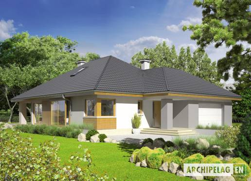 House plan - Glen III G2
