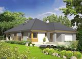Projekt rodinného domu: Glen III G2